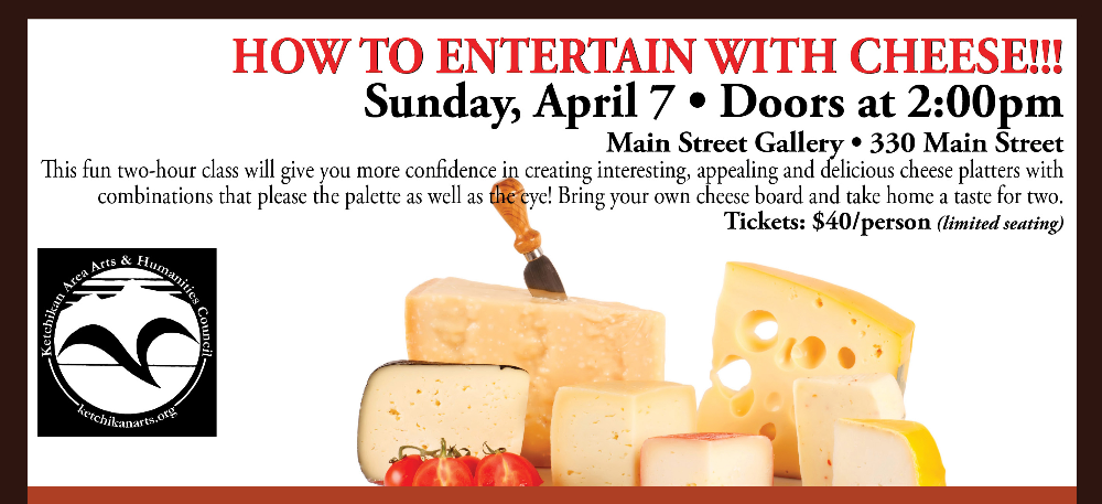 How to Entertain with Cheese!!