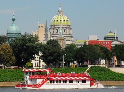Riverboat Worship: August 2