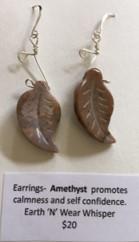 Calm Leaves Earrings
