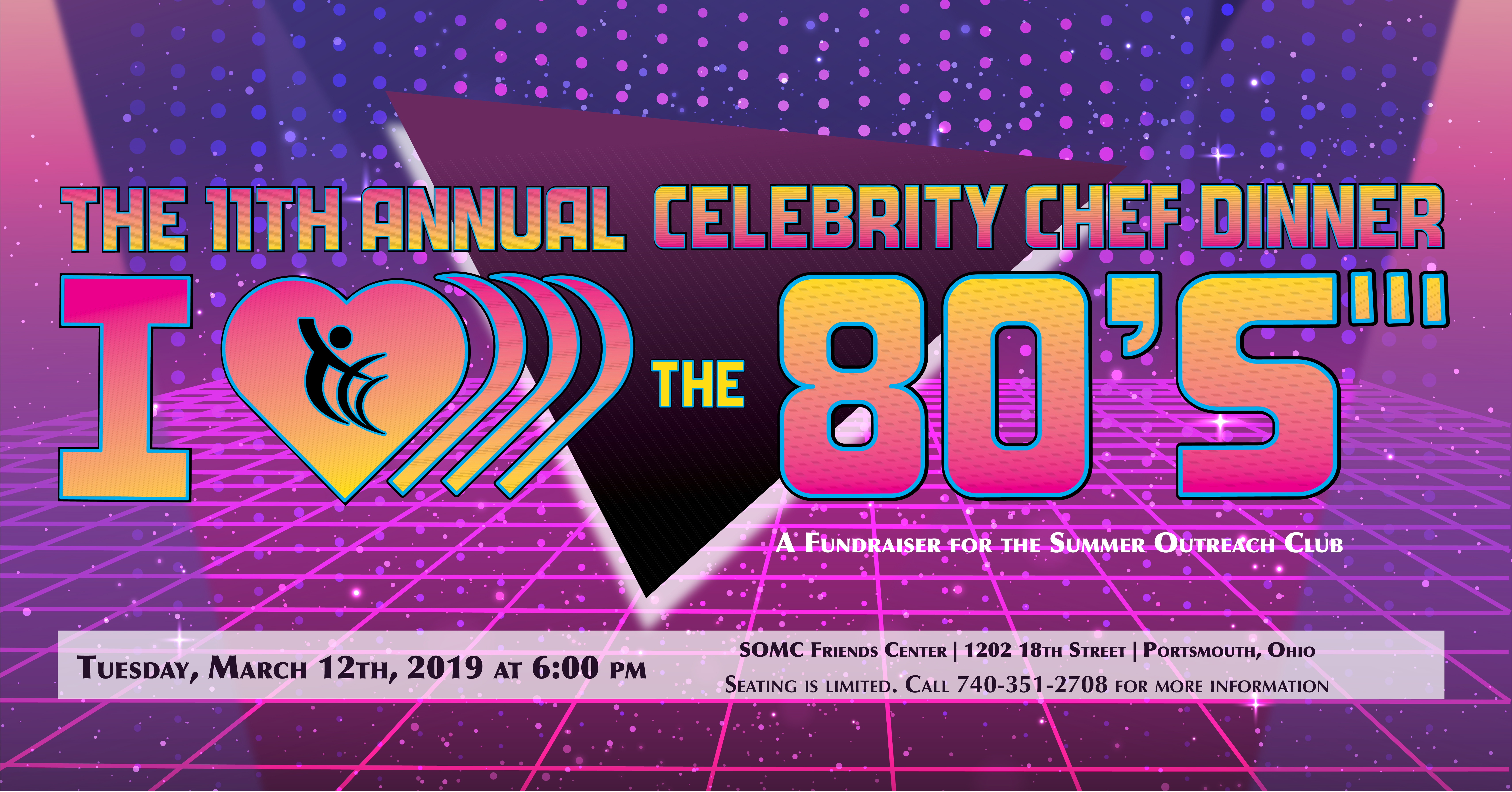 The 11th Annual Celebrity Chef Dinner