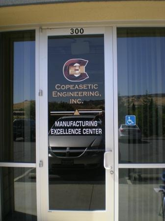 Door Window Graphics