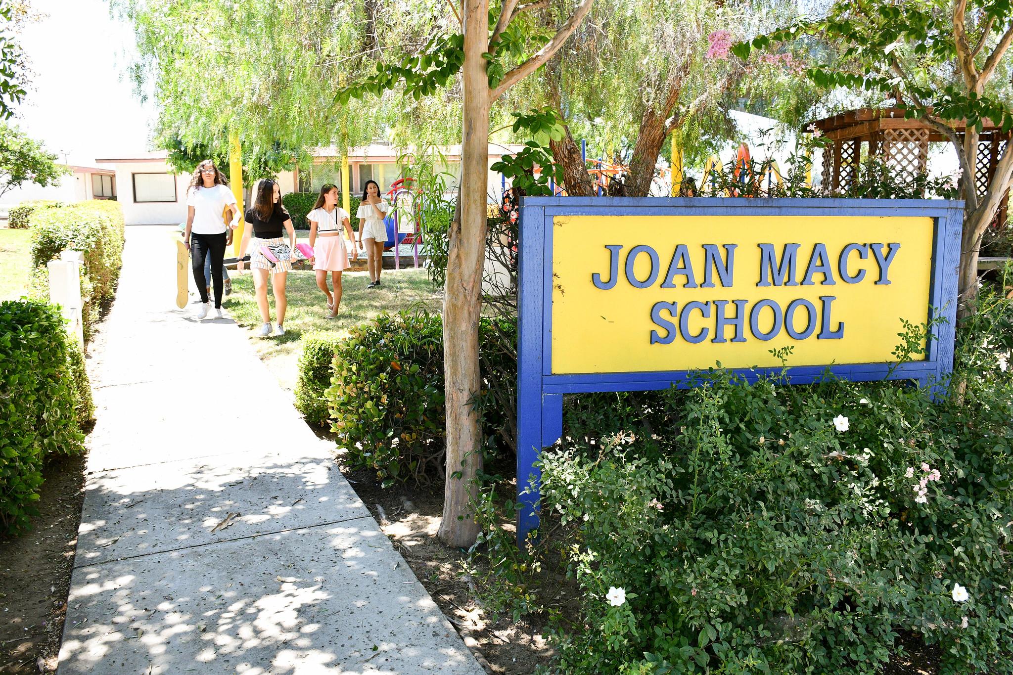 Joan Macy School Makes Learning Fun