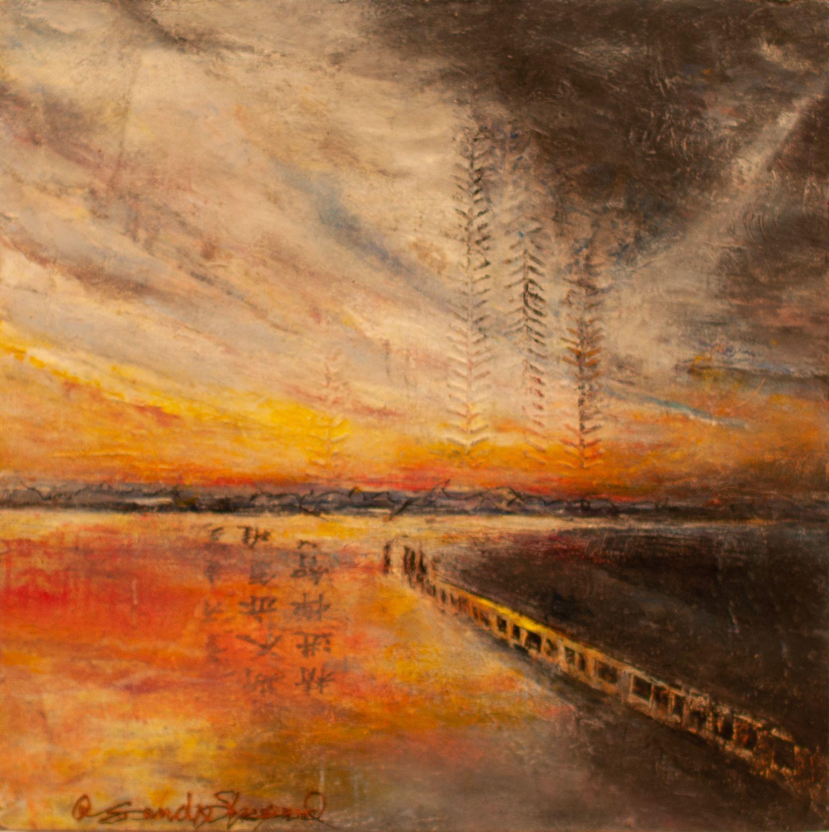 "Sandy Shepard - ""Bridge of the Bay"""