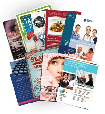 Flyers | Custom Flyers & Full Color Printing | Watford, Hertfordshire