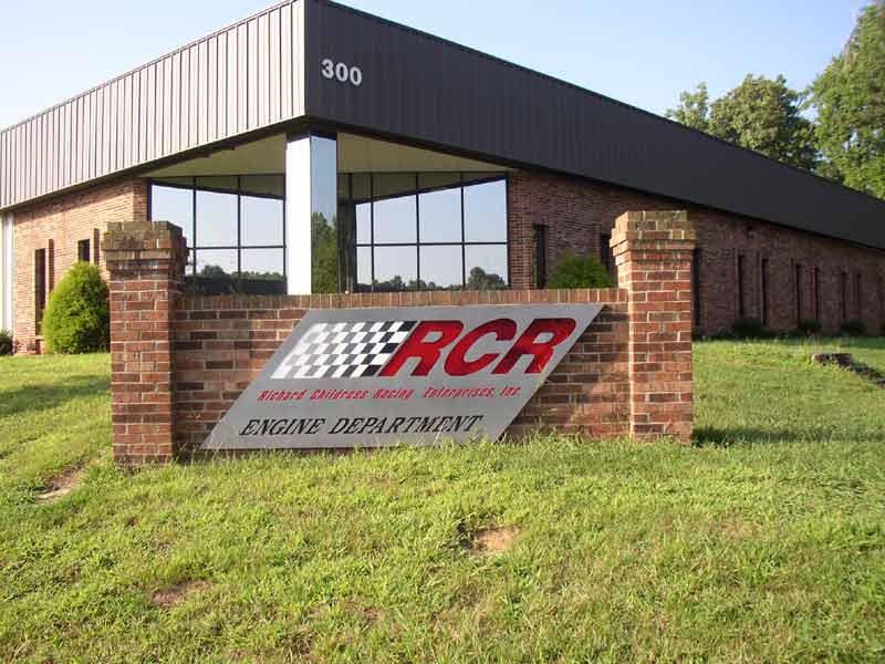 RCR Sign