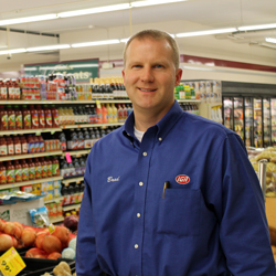 Brad Hoiness, Rushford Foods