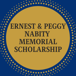 Ernest & Peggy Nabity Memorial Scholarship