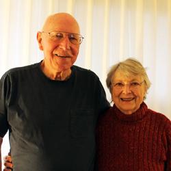 Ken & Jan Albrecht, 1st Board Chair