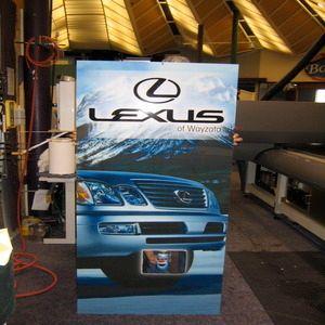 Lexus Banner