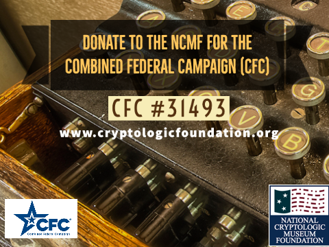 Donate to the NCMF via the CFC - Begins September 21st