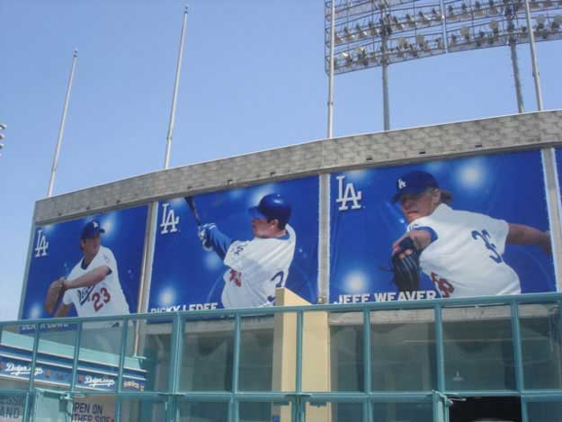 Dodgers Banners