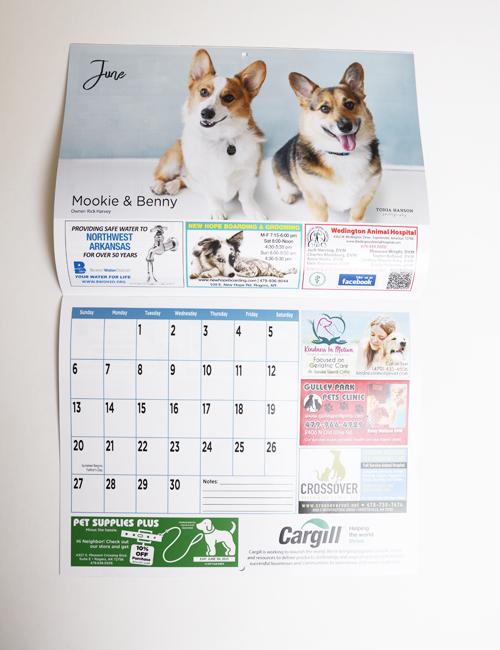 "Calendars | 8.5x11"" | 24-page"