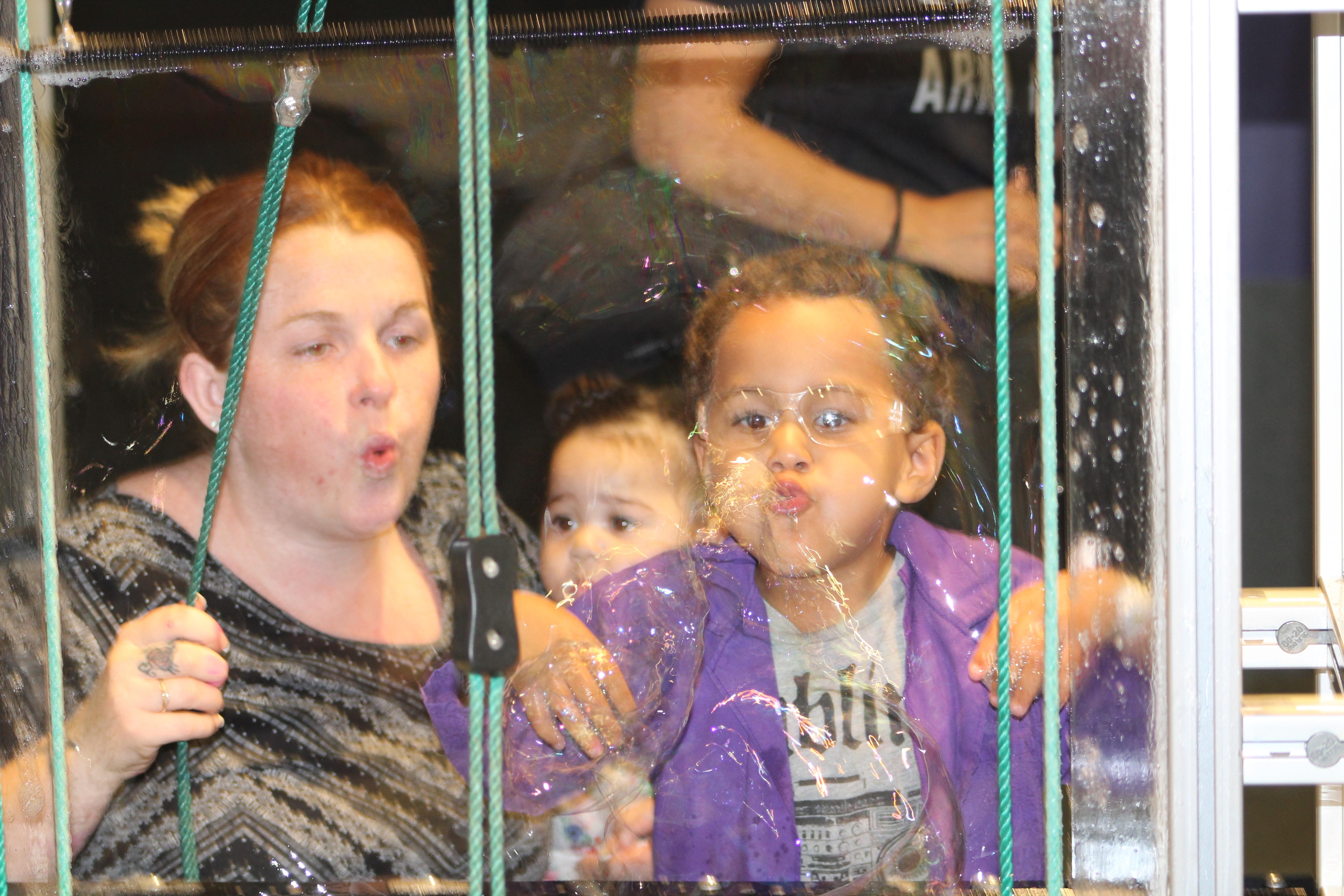 Family Night at Children's Museum of Denver, Marsico Campus