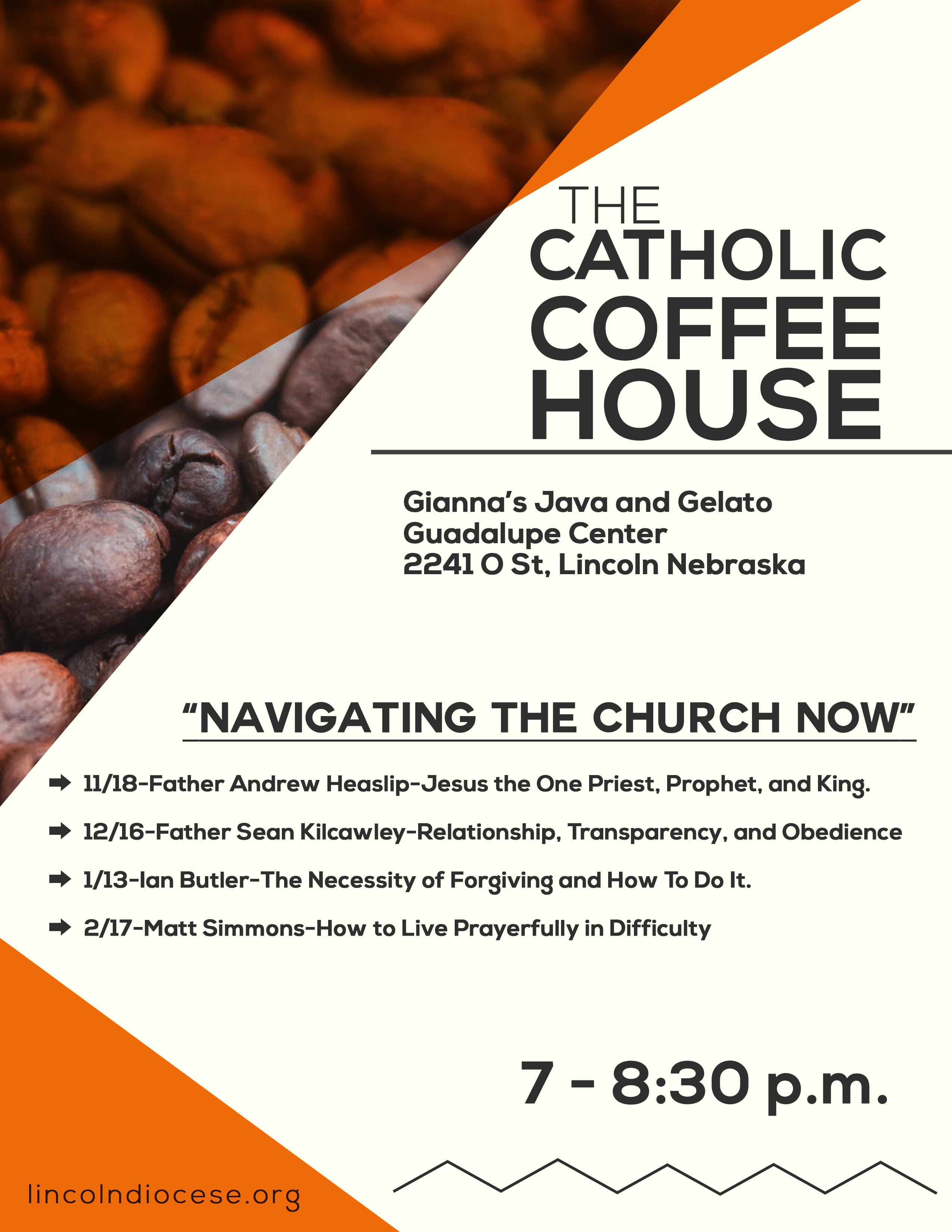 The Catholic Coffee House