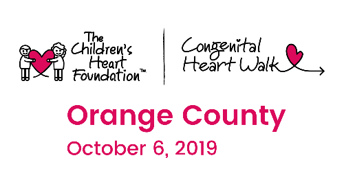 Orange County Congenital Heart Walk (California)