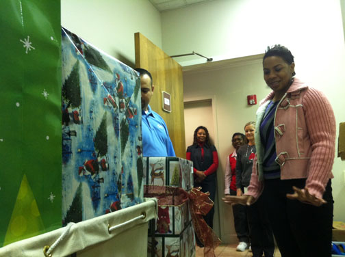 Pathways donors make Christmas wishes come true