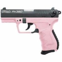 Walther PK 380 - Pink Semi-auto Pistol valued @ $450.00