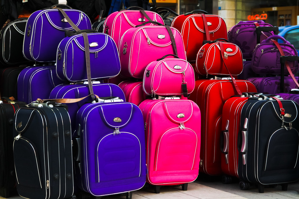 Got Luggage to Donate? Send It Our Way!
