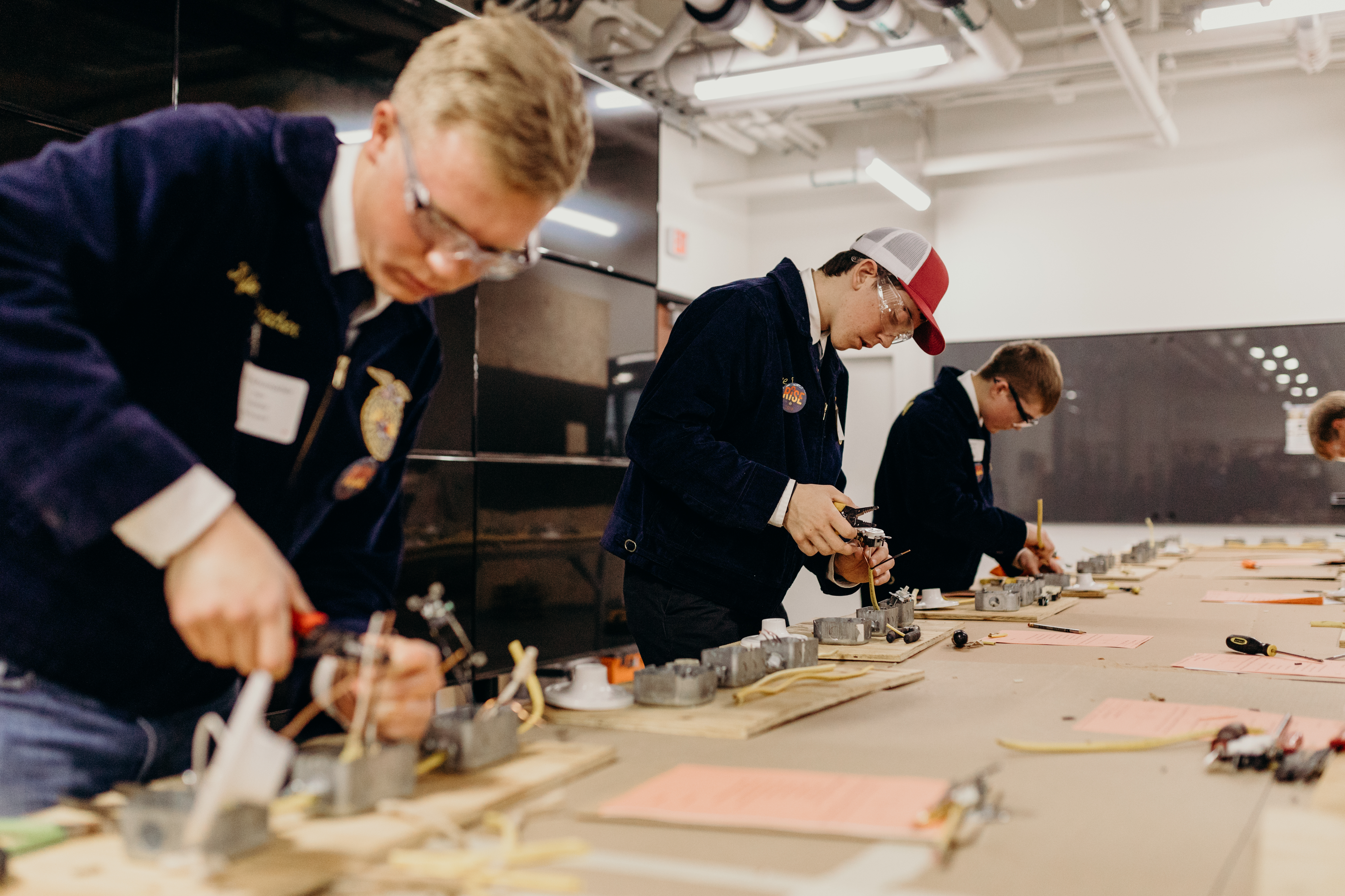 Donate to Nebraska FFA During Give to Lincoln Day