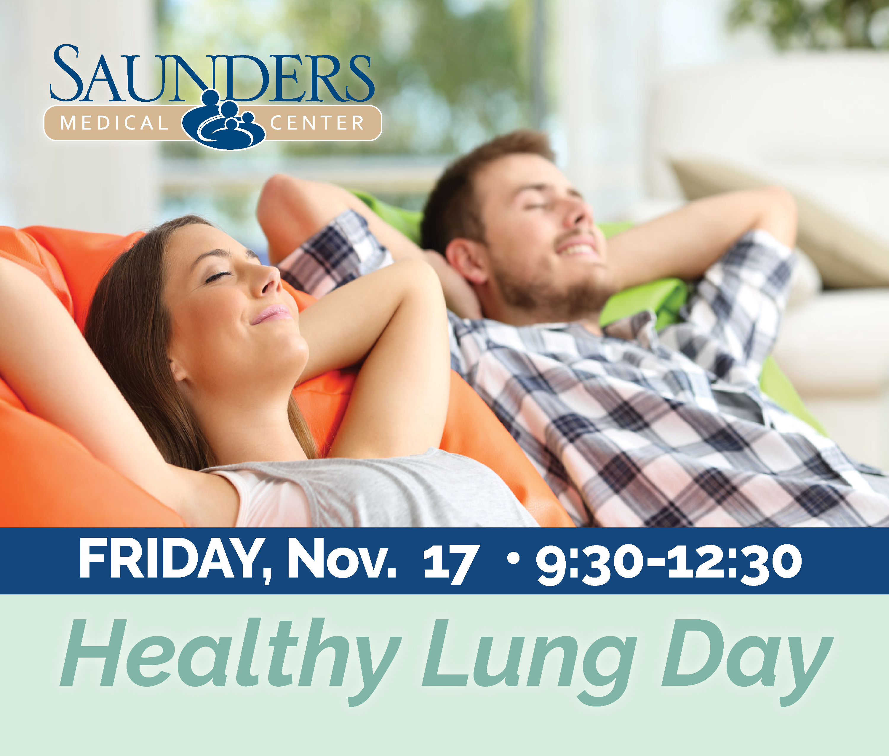 Healthy Lung BIG EVENT!