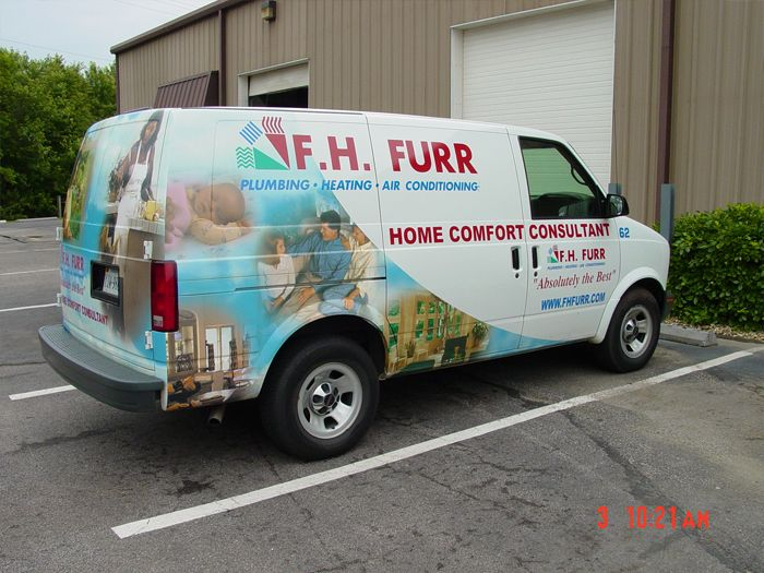 FH Furr Van Wrap
