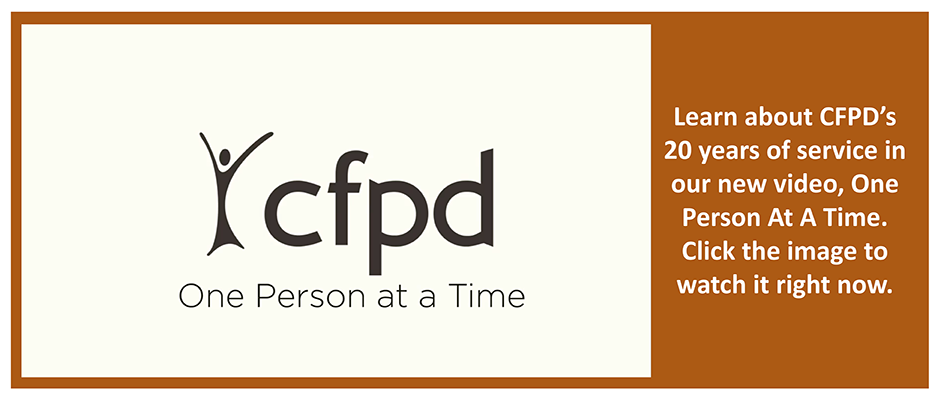 CFPD One Person At A Time Video