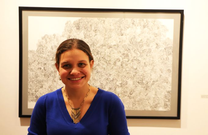 Fine Arts Gallery Hosts Faculty Show