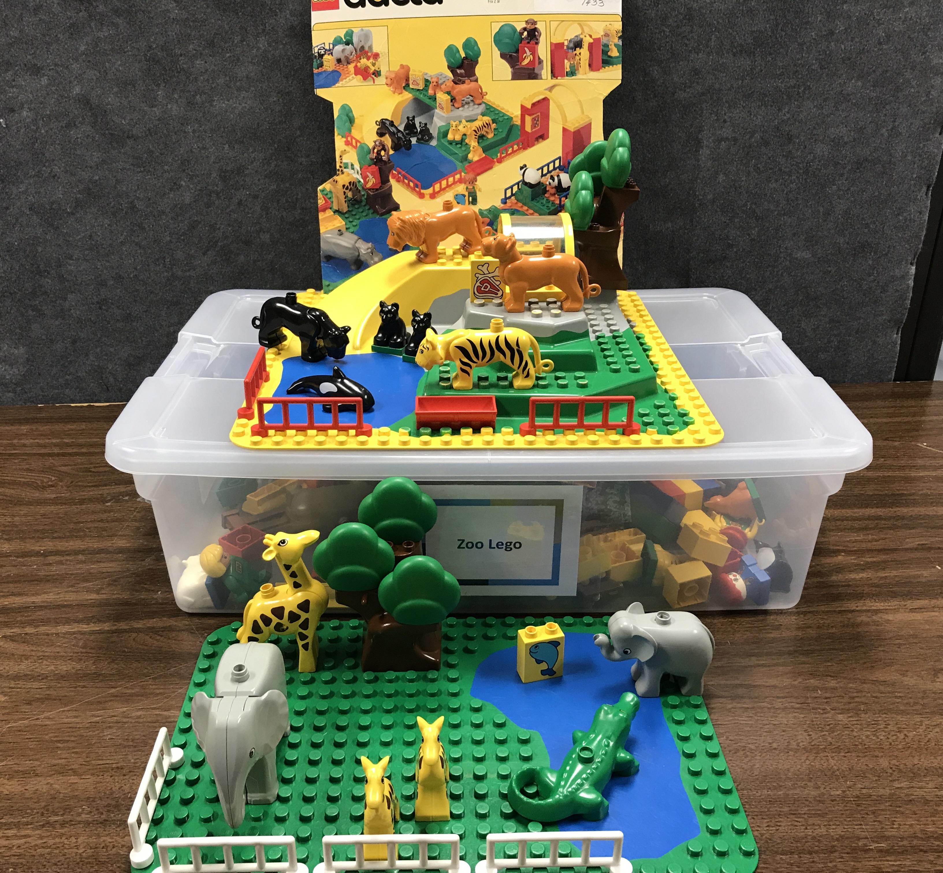 Zoo Lego