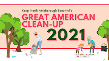 North Attleboro's Great American Clean-Up 2021