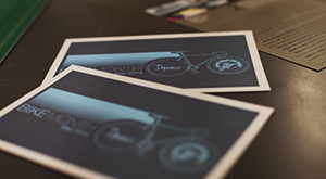 Graphic design for logos and business cards