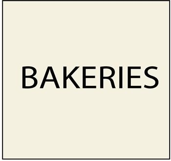 Q25590 - 7. Signs for  Bakeries