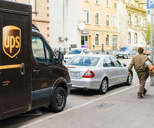 UPS Signature Release