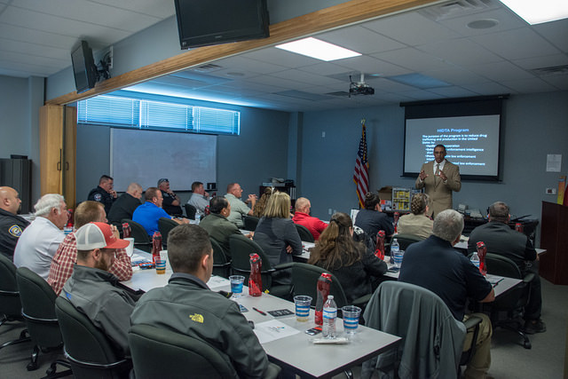Director Lance Sumpter Leads DPR Lunch & Learn