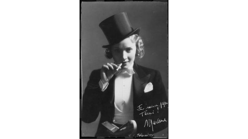Marlene Dietrich: The femme fatale who fought social and sexual oppression