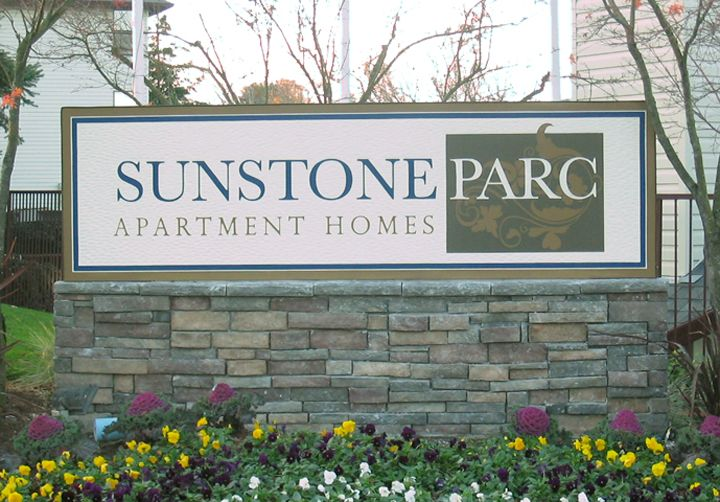 Sunstone Pac Monument Sign