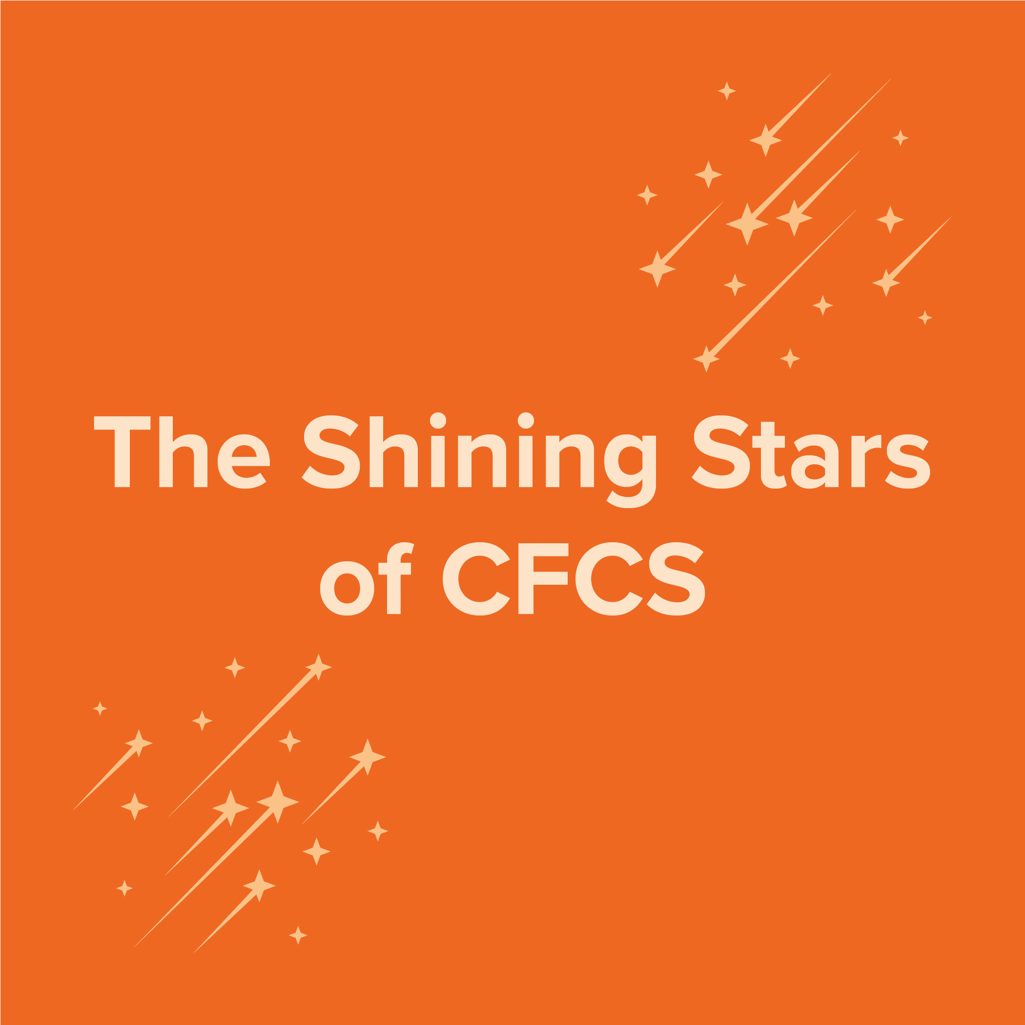 The Shining Stars of March