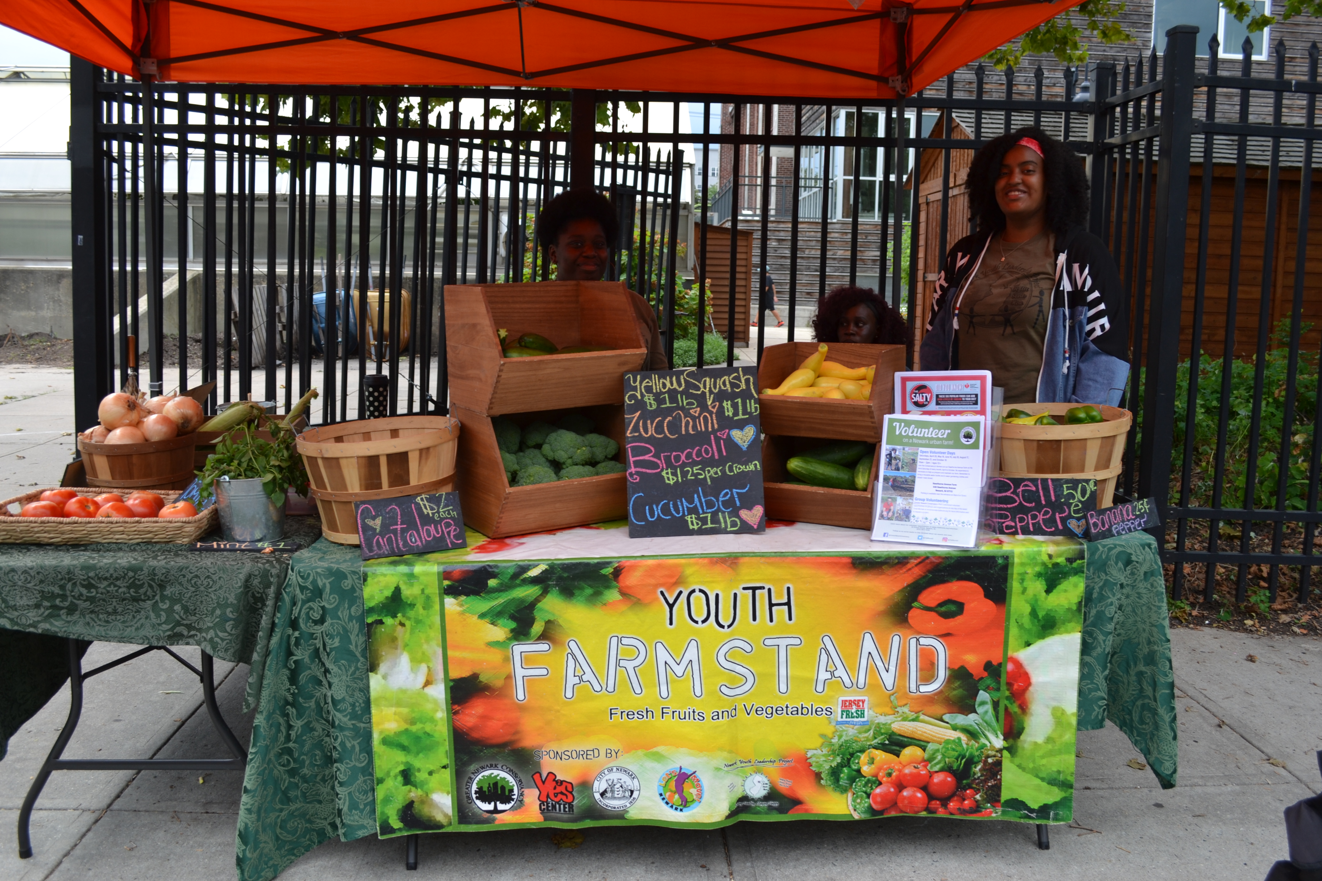 Support Local Urban Agriculture.