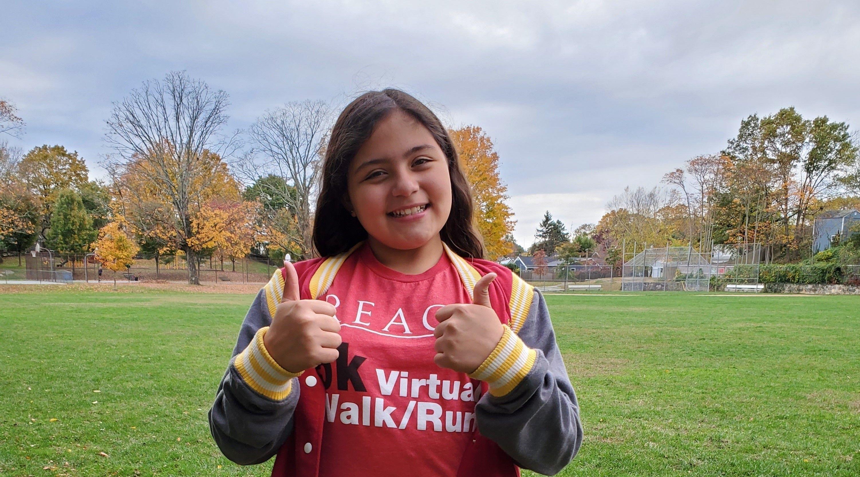 Join our Virtual 5k Walk/Run Fundraiser