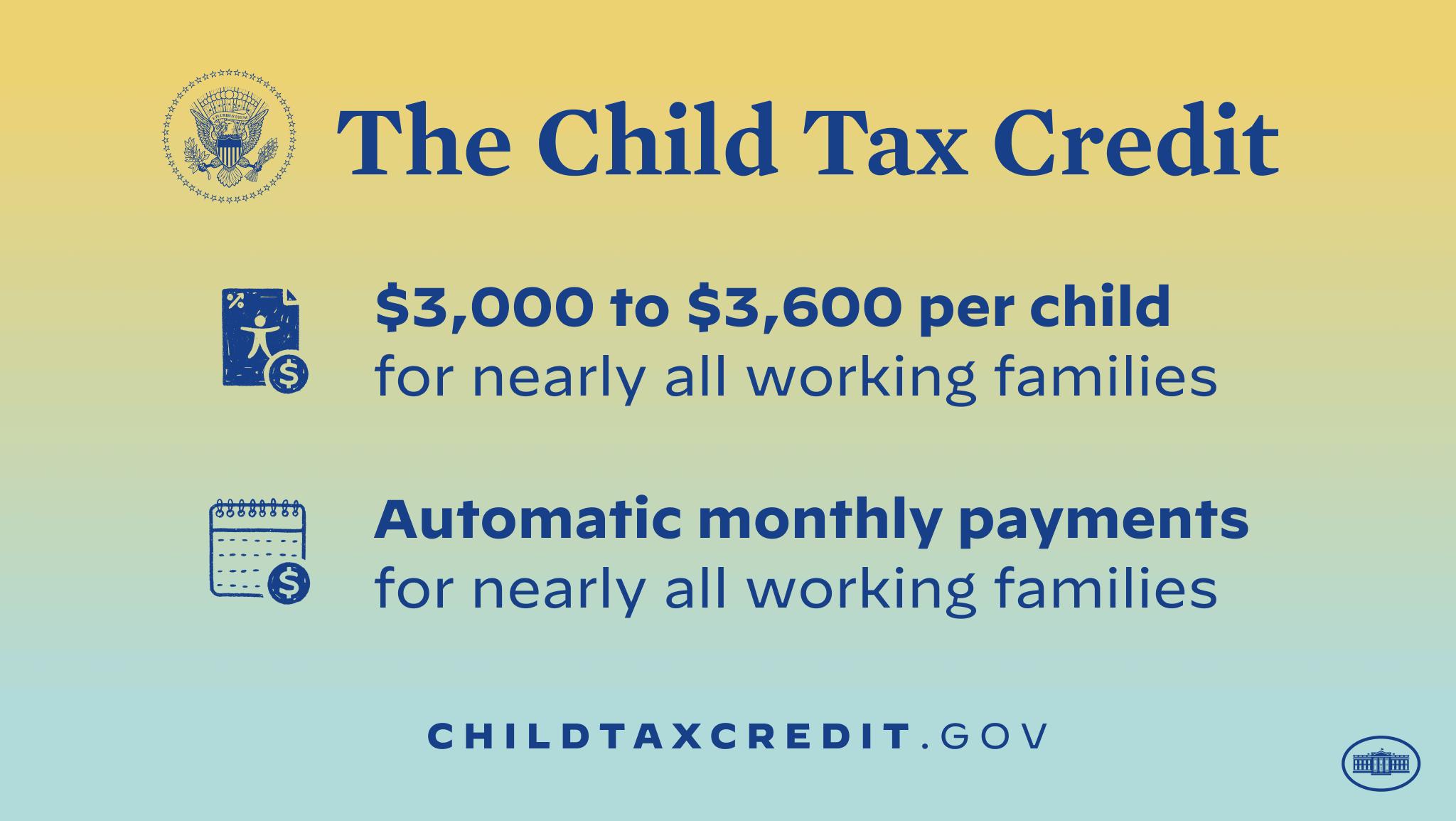 Child Tax Credit Resources