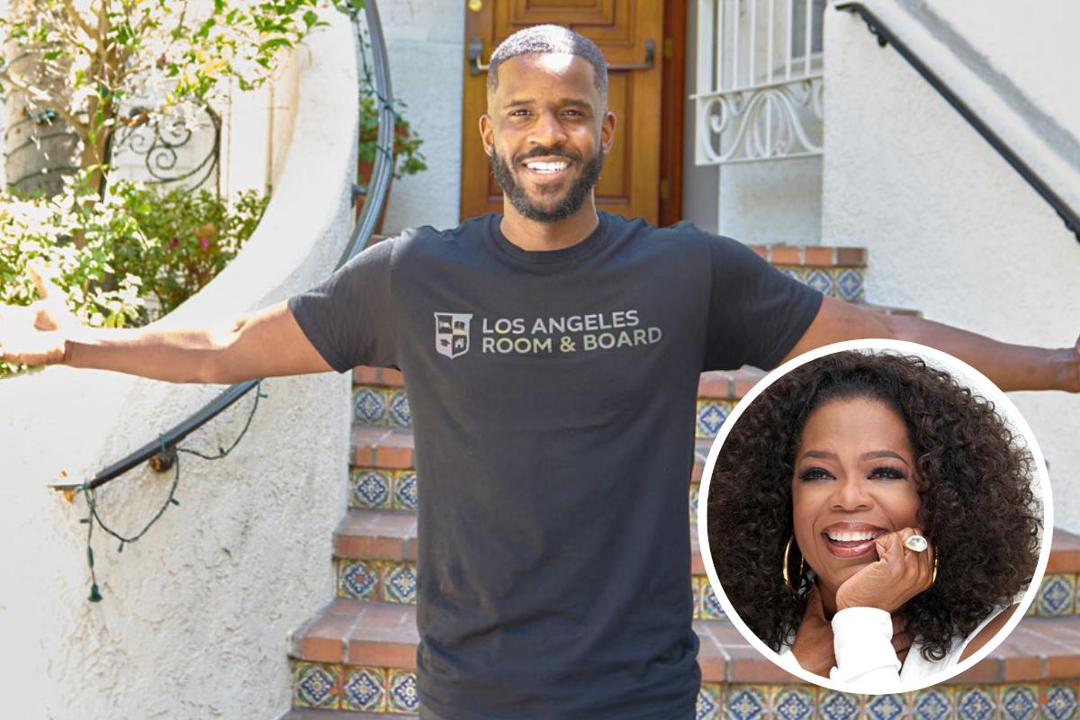 Oprah Highlights GO Local Hero