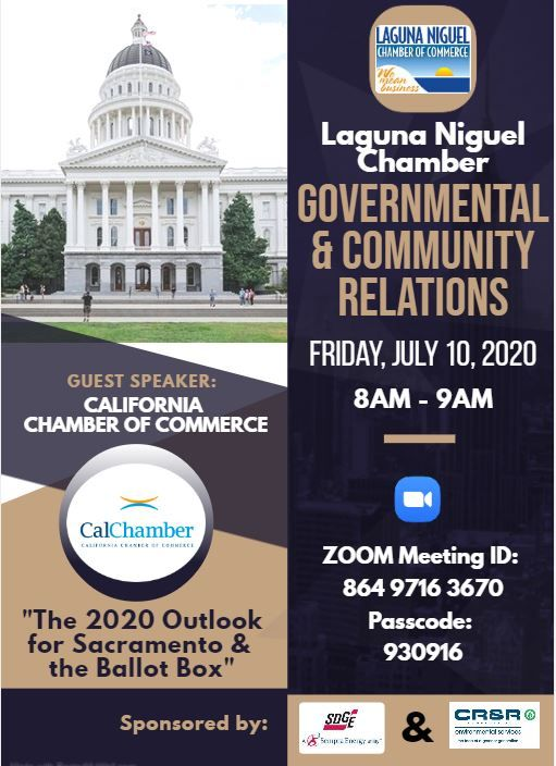 Governmental & Community Relations