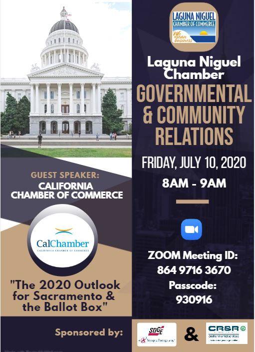 Virtual Governmental & Community Relations
