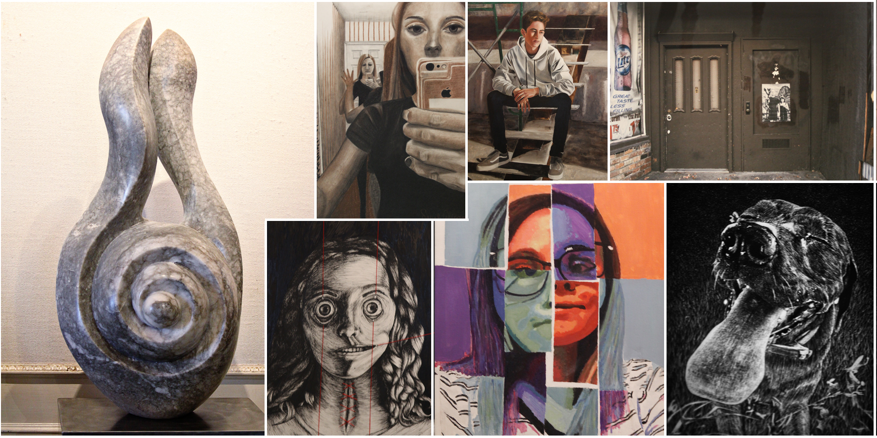 Northern Utah High School Art Competition