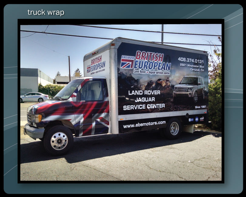 Mission City Signs : Mobile : Vehicle Wrap Gallery