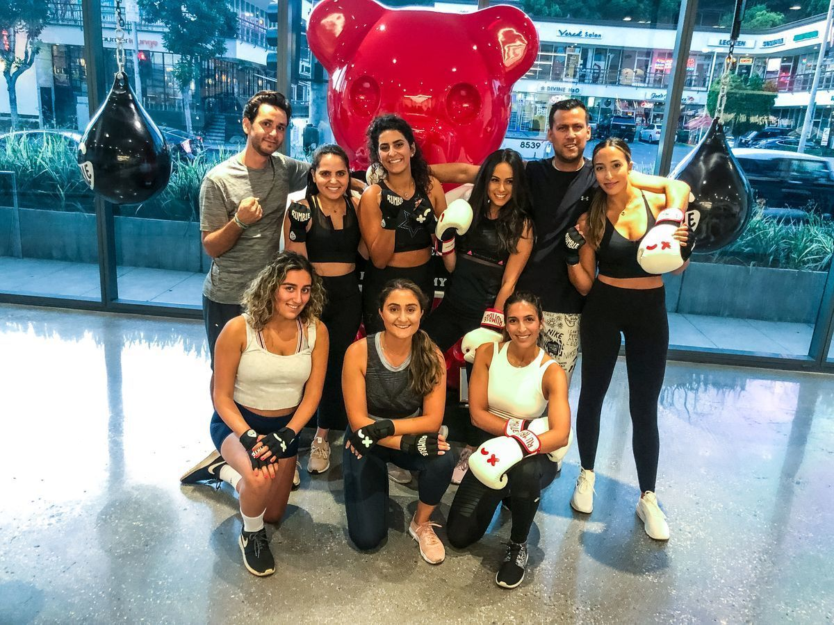 Boxing to Benefit NDF