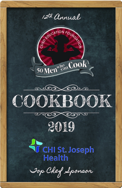 2019 Cookbook