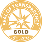 Gold Seal for Transparancy - Guidestar