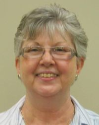 Gloria Asch, Printing & Copy Coordinator
