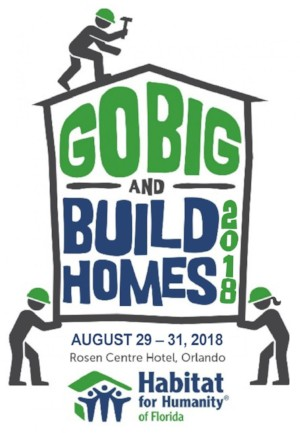 Go Big and Build Homes 2018