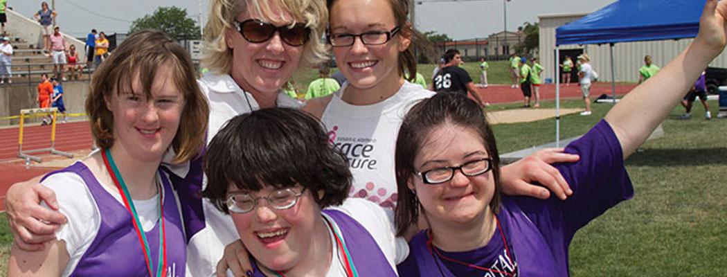 Special Olympics of Kansas